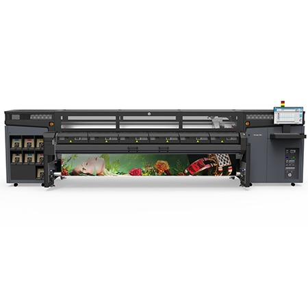 HP Latex 1500 Printer - Affordable superwide HP Latex printing.