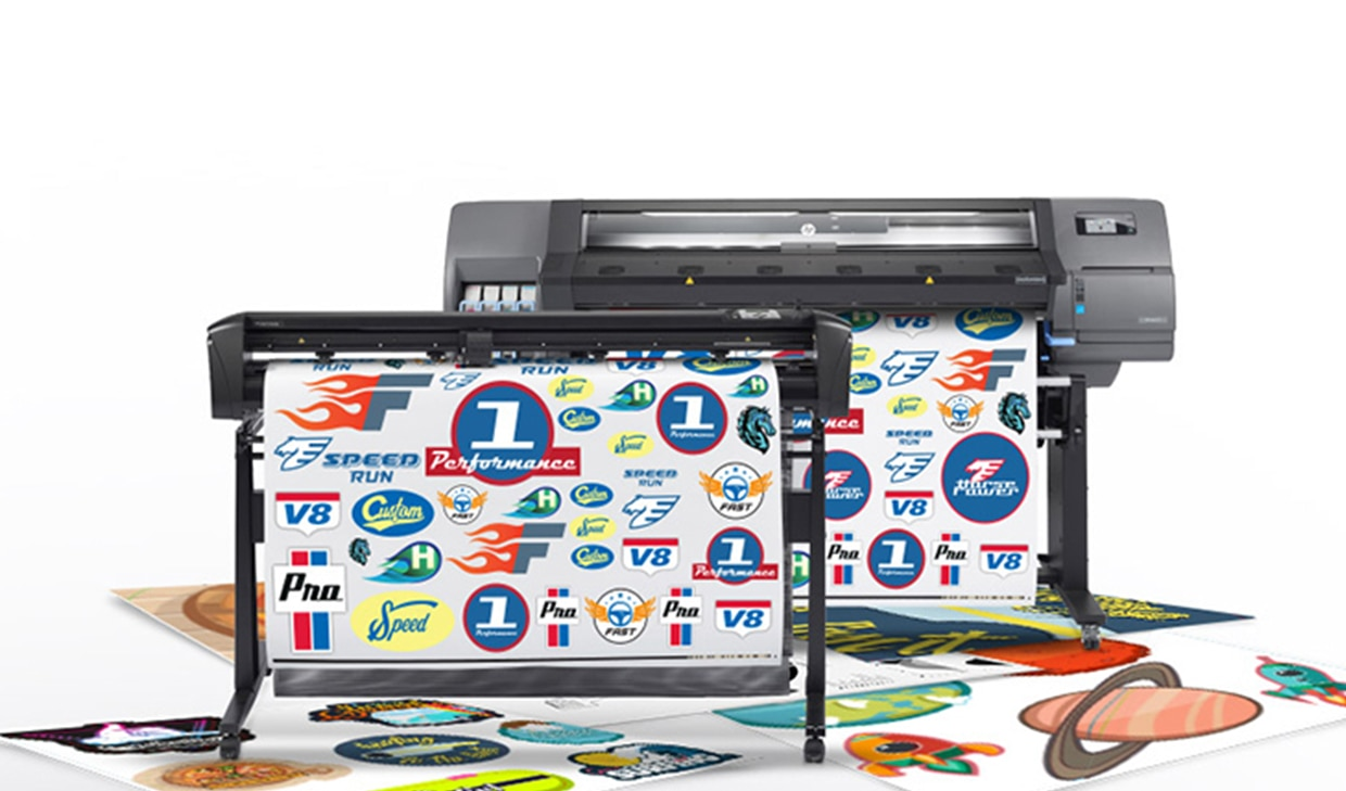 HP Latex 315 Print and Cut Solution | HP® Official Site