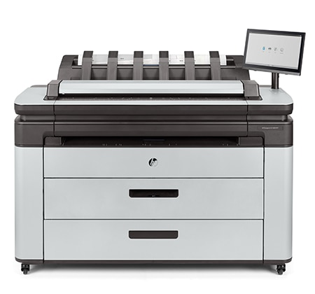 HP DesignJet XL 3600 Multifunction Printer series products