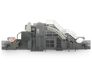 HP PageWide T1100 Series Presses