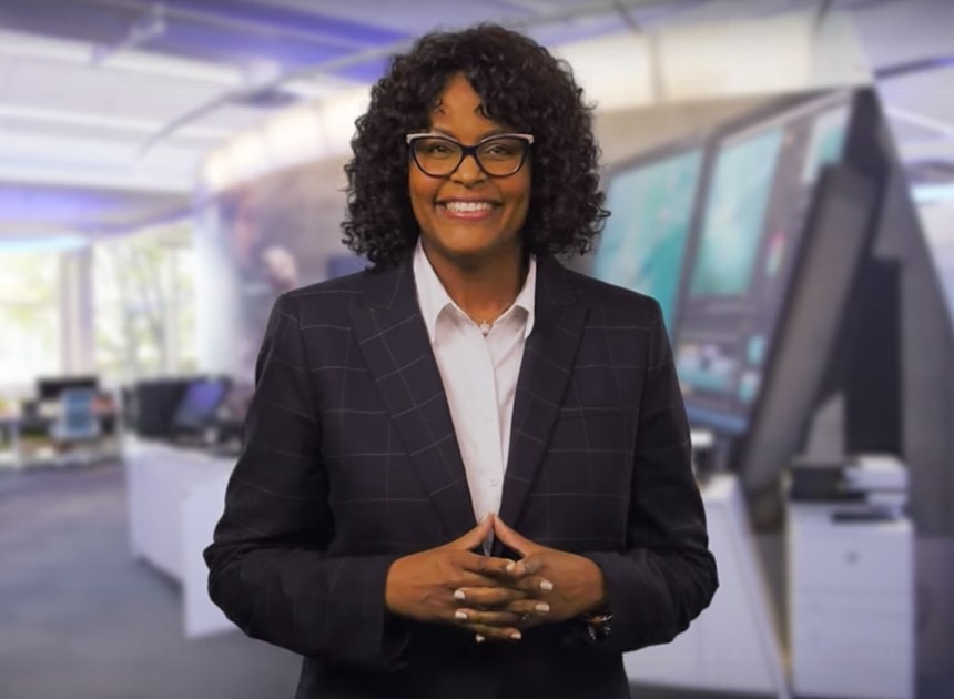 Photo of Lesley Slaton Brown, HP Chief Diversity Officer