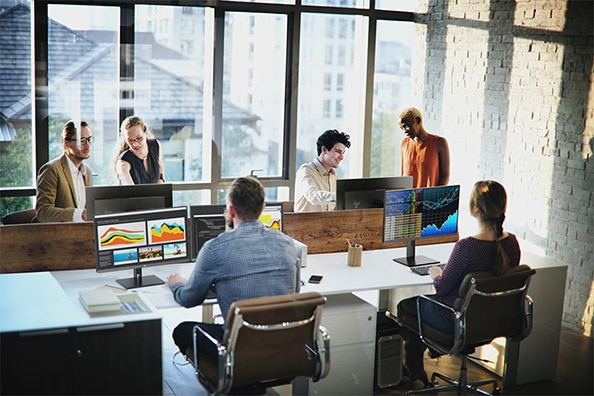 Streamline productivity with screens for every project - HP Z Displays