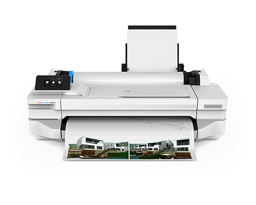 HP DesignJet T125 Printer (5ZY57A)HP DesignJet T130 Printer (5ZY58A)