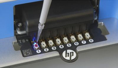 HP D300e Digital Dispenser video 1