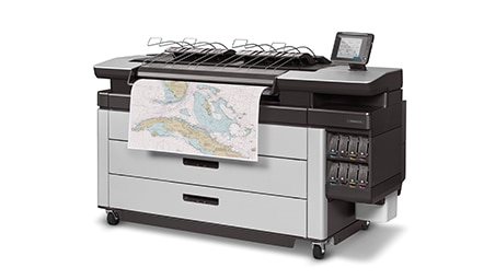 New! HP PageWide XL 5100 and 6000 Printer series
