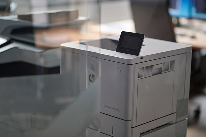 HP Secure Printing Services | HP® Official Site