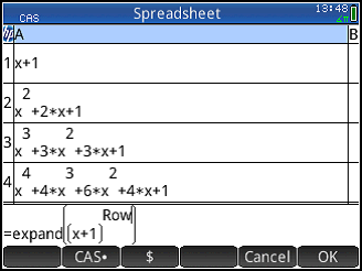 The Spreadsheet App 8