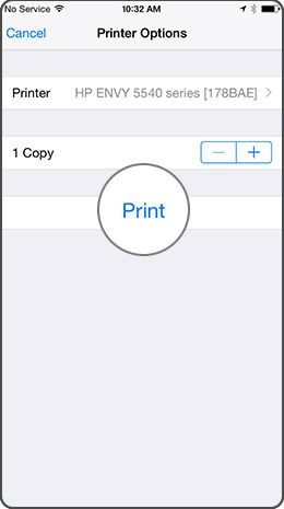 Wireless Network Printing with HP Mobile Printing | HP