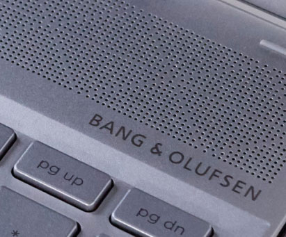 Bang & Olufsen speakers on HP ENVY Laptops
