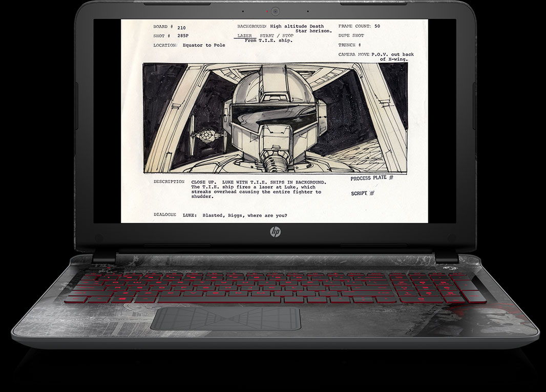 Star Wars Special Edition Gaming Notebook Hp Official Site Diagram In Addition Lcd Industrial Control Panels On Dell Laptop Over 1100 Images