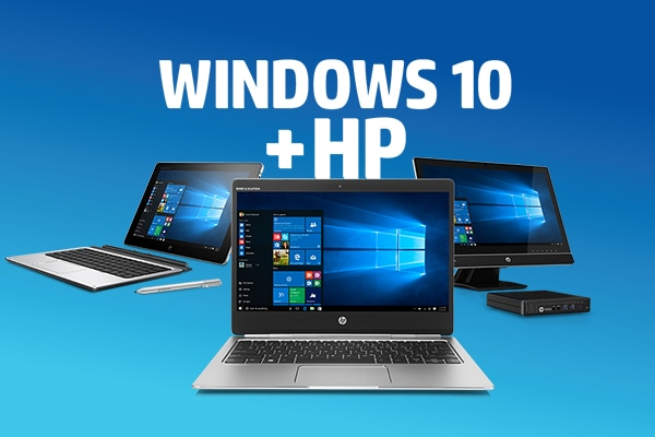 New!  Windows 10 + HP Migration Suite