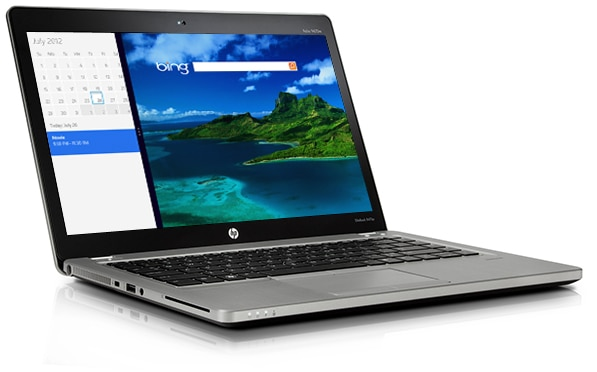 HP EliteBook Folio Ultrabook with Windows 8 Pro - built for business