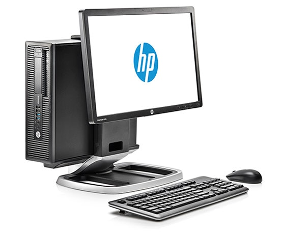 HP EliteDisplay E201, E221, E231 LED Backlit Monitors Image 3