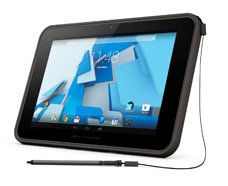 HP ElitePad Healthcare Tablet