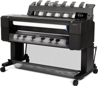The new HP DesignJet Z6 PostScript® Printer series
