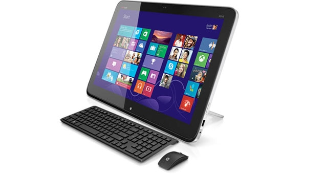 HP ENVY Rove20 Mobile TouchSmart All-in-One PC