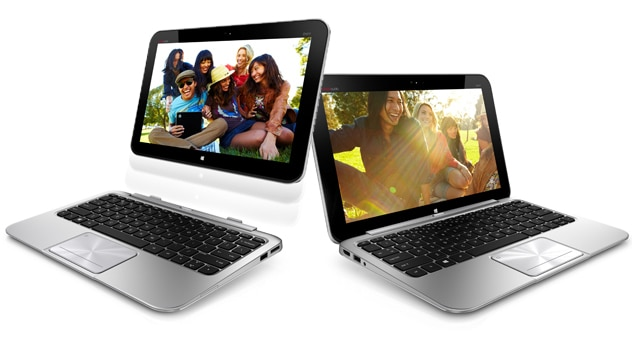 HP ENVY x2 - notebook and a tablet in one with a touchscreen