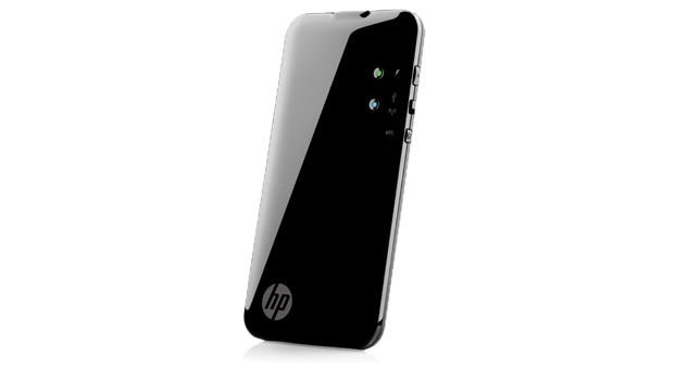 HP Pocket Playlist - internet-free portable media streaming