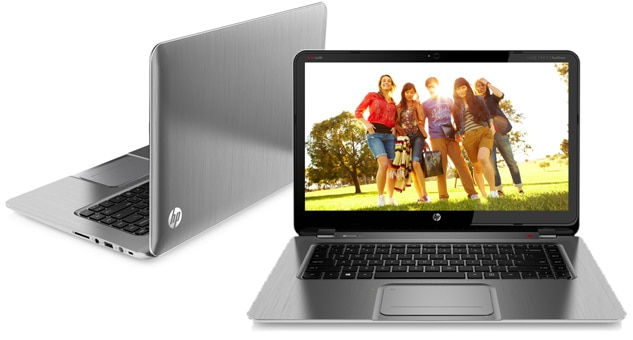 HP SpectreXT TouchSmart Ultrabook - powerful, all metal design touchscreen pc