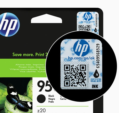 Protect yourself from counterfeit ink scan