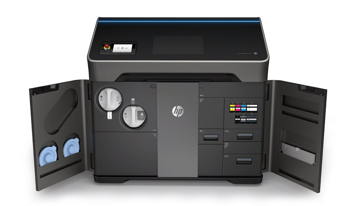 HP Jet Fusion 580 Color 3D Printer