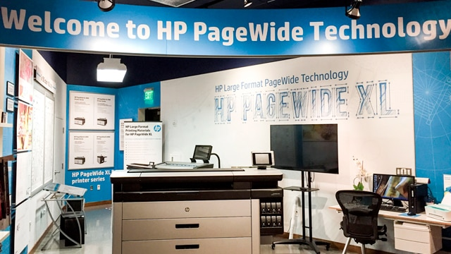 image of HP PageWide technology