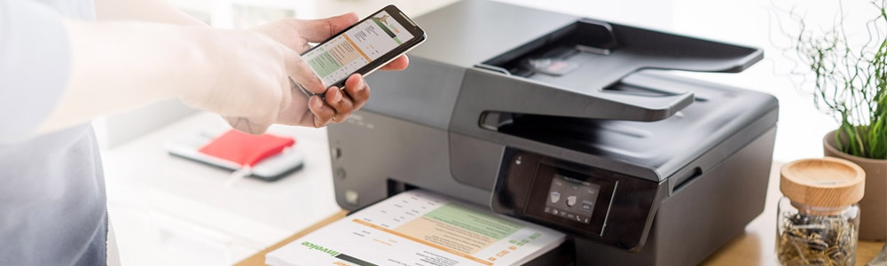 HP JetAdvantage solutions for mobile printing