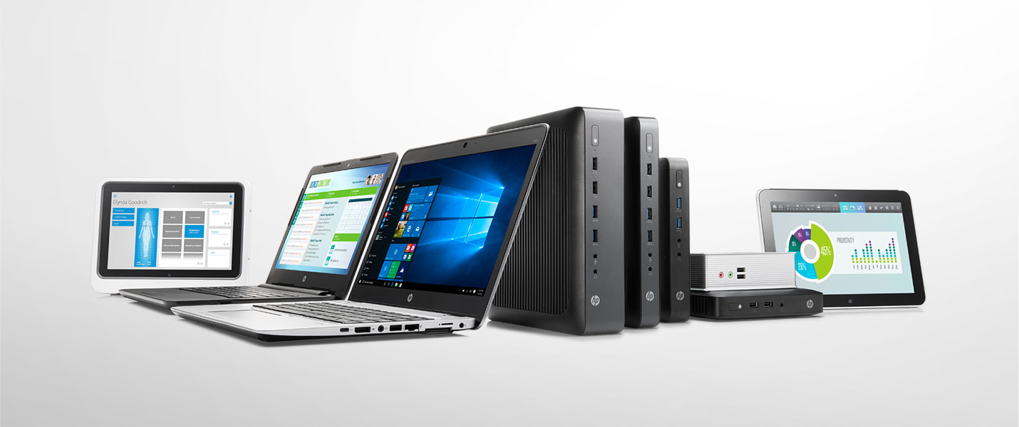 HP Thin Client Products