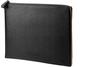 HP Spectre 13.3 leather sleeve