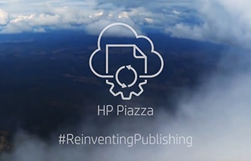 HP Piazza for Publishing