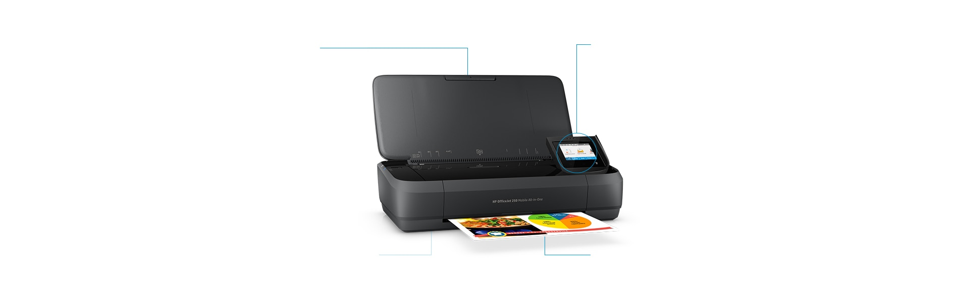 HP OfficeJet 200 series mobile printers | HP® Official Site