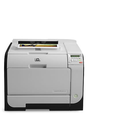 Efficiency and productivity with HP LaserJet Printers
