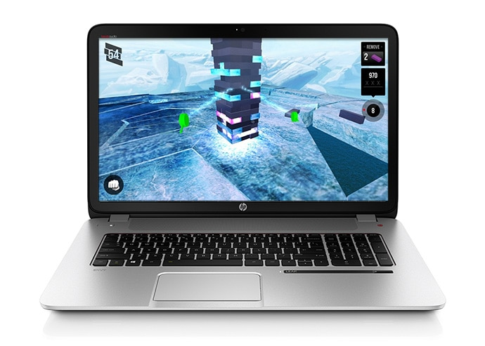 HP ENVY Leap Motion 1
