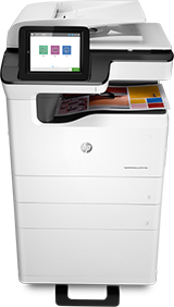 HP A3 PageWide Managed Color MFP and Printers