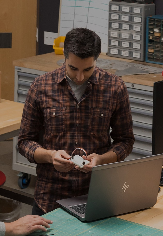 HP Z2 MIni Workstations in product development process