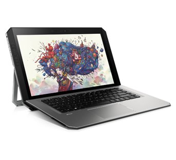 hp zbook x2 right view
