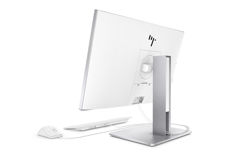 HP EliteOne 800 AiO closed side view