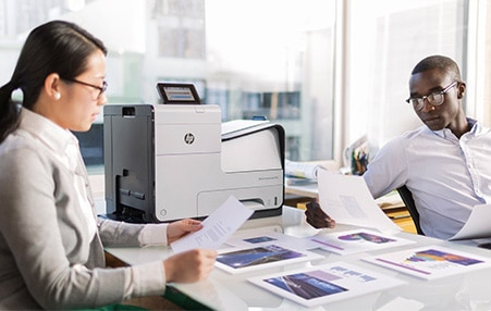 HP Printing Security Advisory Services
