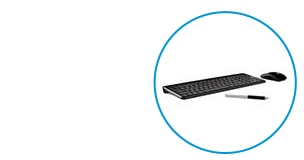 Sprout Pro by HP Includes Wireless Keyboard and Mouse