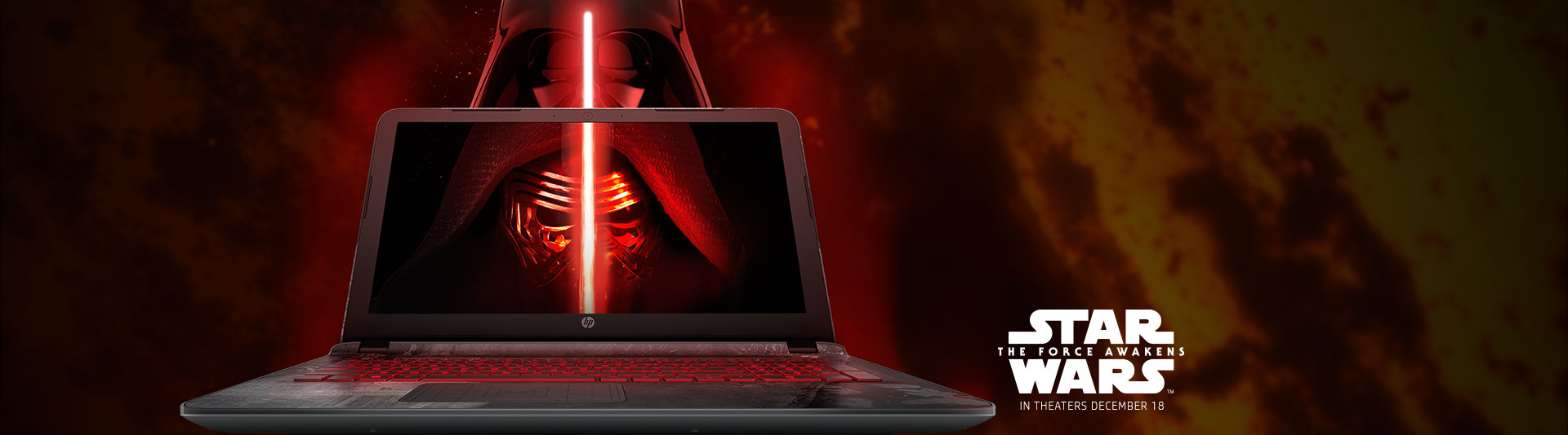 Star Wars Special Edition Gaming Notebook Hp Official Site