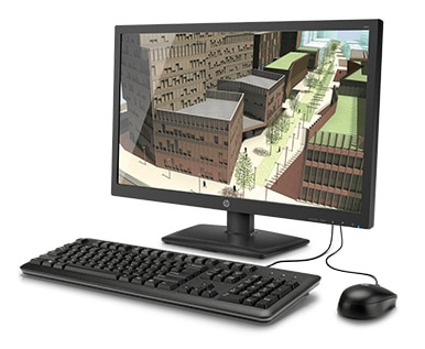 HP t310 All-in-One Thin Client