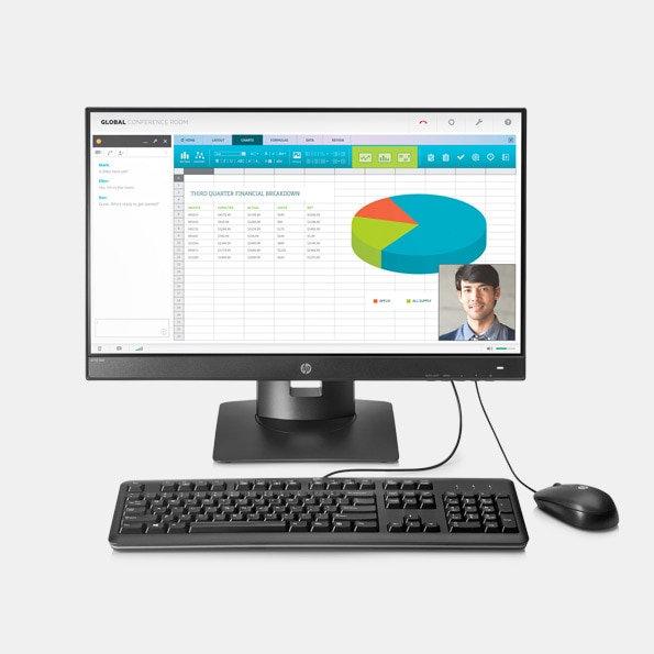 HP t310 All-in-One