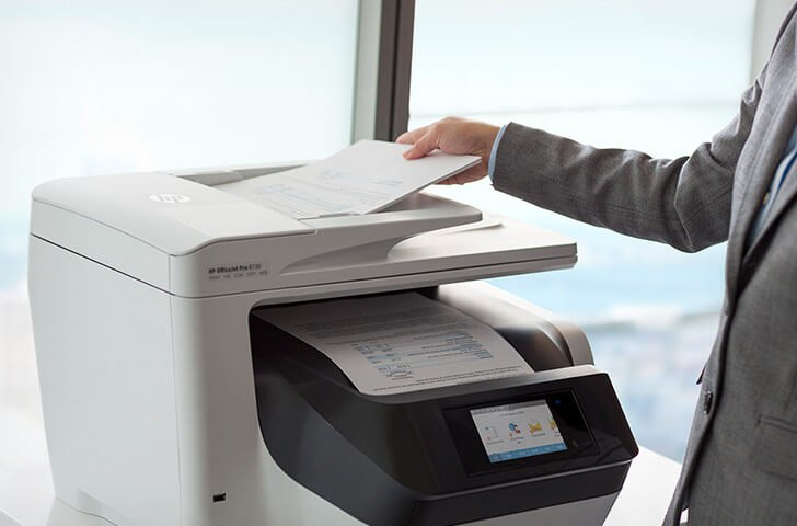 How Printer Work As Well As Story Behind It?