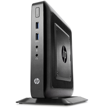 HP t520 Flexible Thin Client hero Desktop