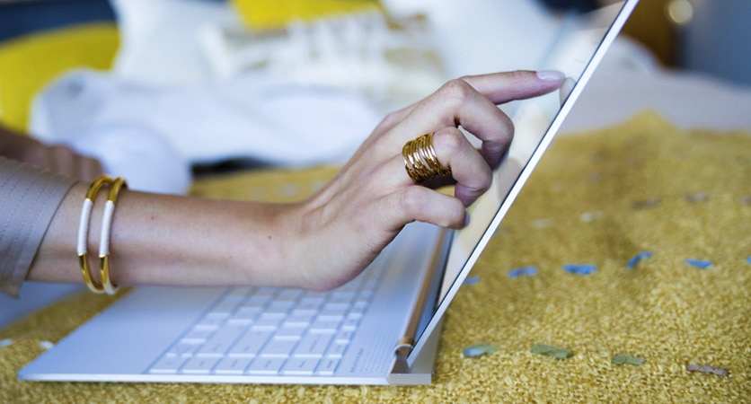 The world's thinnest touch laptop11