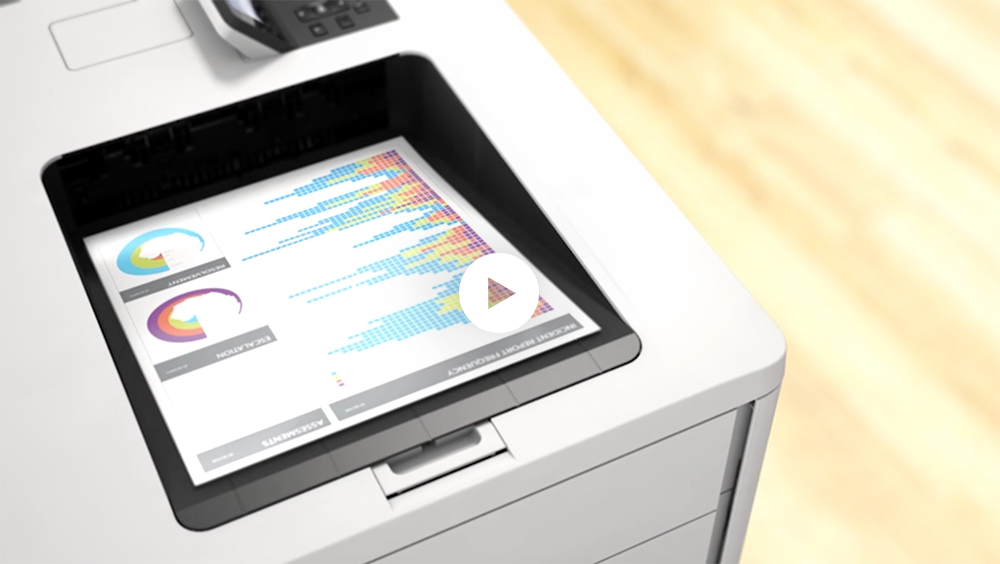 Watch The New HP LaserJet Video About Smarter Printing