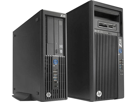 HP Z230 Workstations