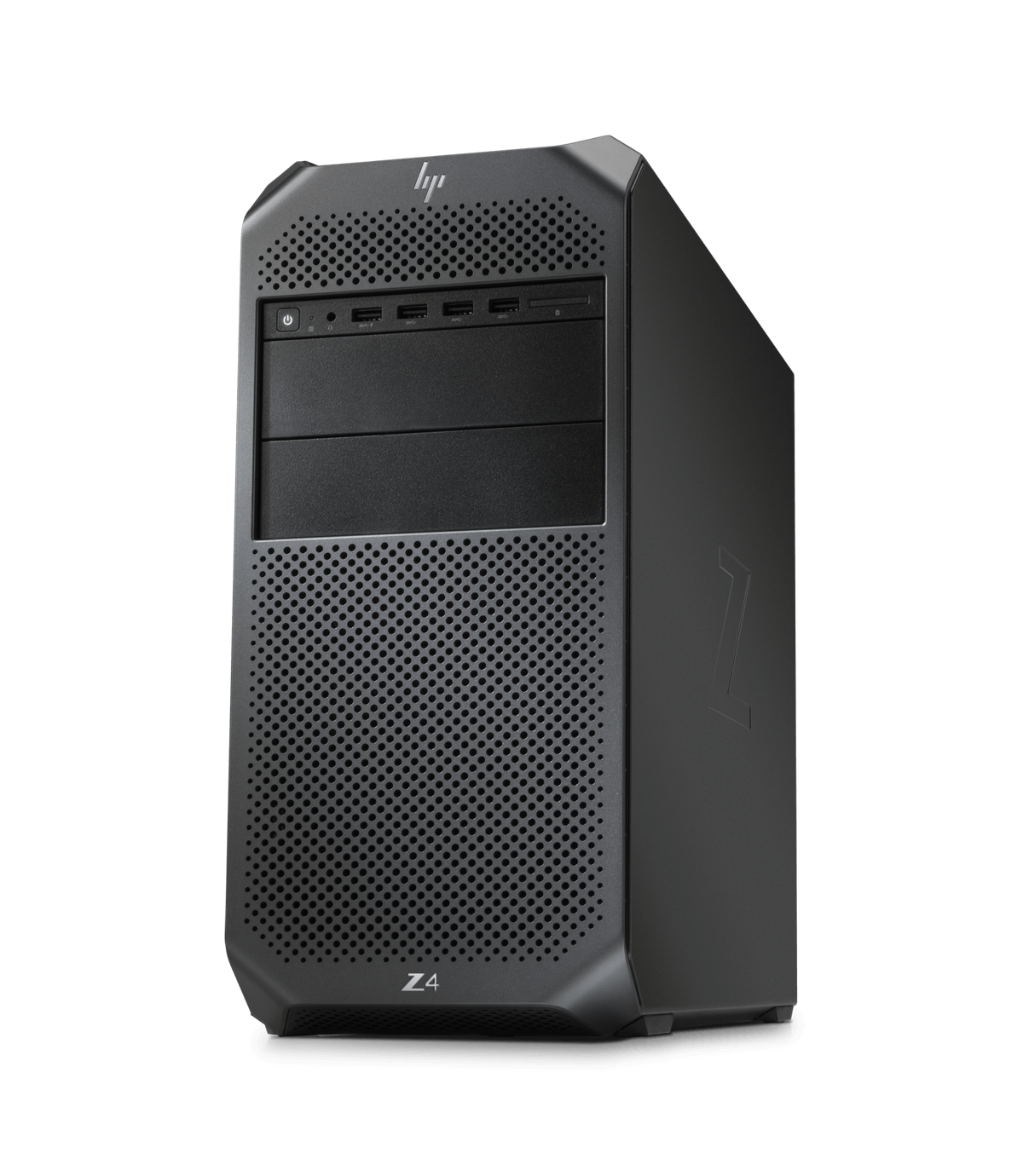 HP Z820 Workstation side view
