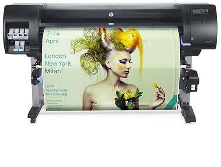 HP DesignJet Z6600 60-inch Production Printer with PostScript® Upgrade Kit²
