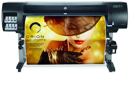 HP DesignJet Z6800 60-inch Photo Production Printer with PostScript® Upgrade Kit²